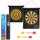 Indoor Game Equipment Kids Toy Hanging Up 12'' 15'' 17''' Magnetische dartbord Dubbelzijdig dartborden