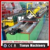 Roulis en acier de goujon de toit en métal froid automatique formant la machine