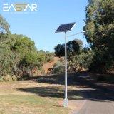 30W 40W 50W 60W conduit Rue lumière solaire pour la zone de plein air
