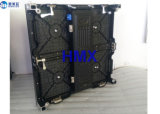 Cores Interior/Exterior P4.81/P5.95 /P3.91 Visor LED para bicicleta Exibir Die Casting Alumínio 500mm*500mm/500mm*1000mm