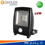 세륨 (FL110-10W)를 가진 공원을%s 질 10W 옥외 LED 투광램프