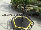 Straight Folding up Fele Elastic Cords Trampoline with Springless para venda
