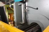 Frein hydraulique de la plaque de métal Appuyez sur la machine à cintrer de feuille