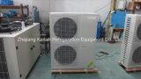 저온 저장 Klzbd-6를 위한 공기에 의하여 냉각되는 닫히는 압축기 압축 단위