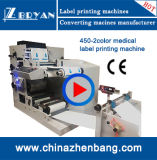 Precio barato flexible, máquina de impresión flexográfica para la venta