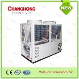 Climatisation modulaire de central de réfrigérateurs de l'eau de source d'air