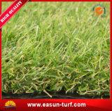 Зеленый цвет поддельный синтетической травы гольфа кладя с сертификатом SGS