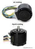 48V de elektrische Motor van de Auto, 10kw de Motor van BLDC met Gekoelde Ventilator