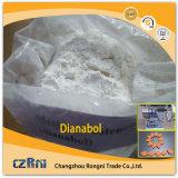 Source stéroïde orale Dianabol de poudre de qualité de 99% pour le gain de muscle