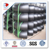 5inch 6.55mm ASTM A234 Wp9 B16.9 Sr 180 Deg 이음새가 없는 합금 강철 굴곡