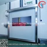PVCは転送する自動最高速度のドア(ST-001)を