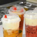 PP освобождают чашку сока 500 Ml пластичную с крышкой