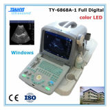Factory Supply Portable Color LED Ultrasound Scanner System