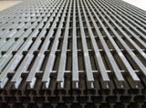 Pultruded 격자판, 섬유유리, 옥상 장비 덮개, 섬유유리 삐걱거리는 플래트홈