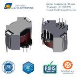 Transformateur élevé vertical de commutation de RM8 6+6 Requency fait sur commande