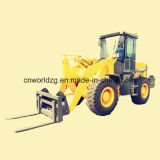 Chargeuse sur pneus pour petites et moyennes dimensions (W136)