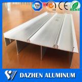Fábrica de alumínio decorativa de China do perfil da qualidade superior para o indicador & a porta