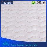 OEM resiliente Bonnell Spring colchón de 20 cm con capa de espuma suave y tela de punto de cachemira