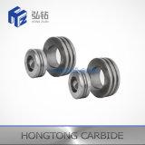 Para Rodillos de carburo de tungsteno en terminado de tolerancia de Hongtong