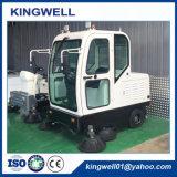 Spazzatrice di via della macchina di pulizia di Opreated della batteria (KW-1900F)