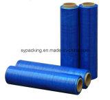 Antipoussière imperméabiliser le film coloré d'enveloppe de film d'extension de main de 4-200cm LLDPE
