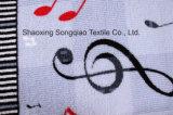 Paño grueso y suave Fabric-16735-6 1# de la pana de Shu del poliester de la impresión