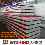 高品質カラー産業工場のための鋼鉄EPSサンドイッチパネル、倉庫のスーパーマーケット