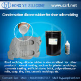 RTV-2 단화 형 만들기를 위한 액체 실리콘고무