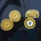 Os cosméticos vazio de cuidados da pele da bomba de ouro do vaso de acrílico para venda