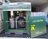 Kaishan Пояс 13bar высокого давления Подключение Винтовой воздушный компрессор LG-0,8 / 13A