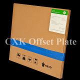 Placa de impressão Offset azul do revestimento de Ctcp da impressão longa