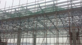 Стальная ферменная конструкция для атомной электростанции