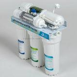 5つの段階の臭いの錆取り外しの限外濾過水フィルター殺菌の独特な世帯