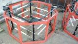 ABA-Koextrusion PET Film-durchbrennenmaschine für Plastiktasche