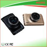 Registrador cheio de Dashcam DVR do carro de HD 1080P com visão noturna