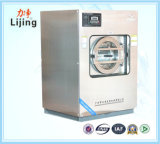 Wasmachine van het Roestvrij staal van de Apparatuur van de wasserij de Automatische met de Goedkeuring van Ce