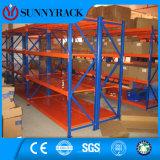 Shelving industrial do armazenamento do armazém médio do dever