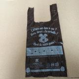 أسلوب يحمل بلاستيك قابل للتفسّخ حيويّا حقوق على لف يعبّئ حق