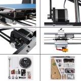 Bureau de mise à niveau automatique DIY imprimante 3D Prusa J3-Kit de pièces démontées Taille d'impression 210*210*205mm
