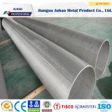 2 tubulação de aço inoxidável soldada polegada SA 312 316L