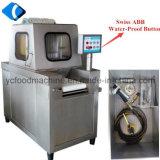 鶏肉塩の注入機械