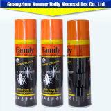 熱い販売400mlエーロゾルの殺虫剤のスプレーのカの防水加工剤のスプレー
