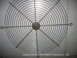 Couvercle du ventilateur industriel métal soudé sur le fil garde doigts du ventilateur