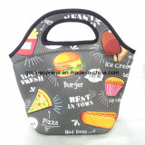 Sac de déjeuner du néoprène, sac isolé thermique de déjeuner pour des femmes/gosse/sac de nourriture
