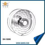 水晶物質的な円形バンクのハンドル