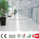 Pavimento grigio dell'interno del vinile di colore solido per industria 3.0mm di trasporto