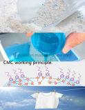 CMC для детержентной ранга: Целлюлоза натрия Carboxymethyl; Сгущающ, стабилизирующ, детержентная добавка