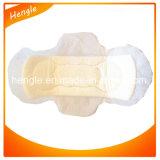 Guardanapo sanitário descartável de almofadas sanitárias de amostras livres da manufatura do OEM