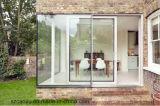 L'Allemagne a conçu et les portes coulissantes en aluminium normales avec des matériaux de construction