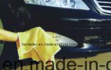 Microfiber車のクリーニングタオルかMicrofiberの布